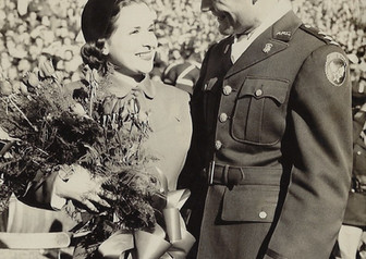 Dorothy Mangum, Class of '51, Sweetheart of Texas A&M