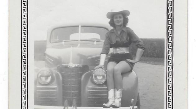 1946 CHS Cheerleader Pep Squad