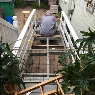 Taking the ramp apart