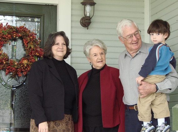 The First Thanksgiving at our new home in Taylor