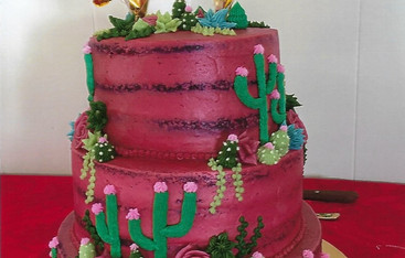 Celebrating Dorothy & Valda's 90th birthdays