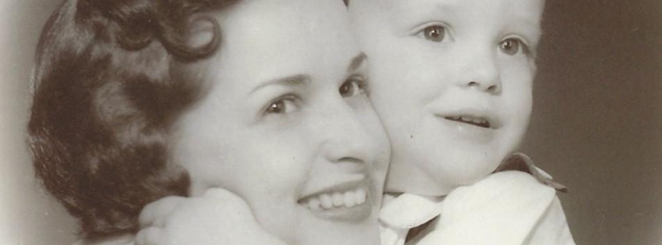 Dorothy & oldest son Dan III