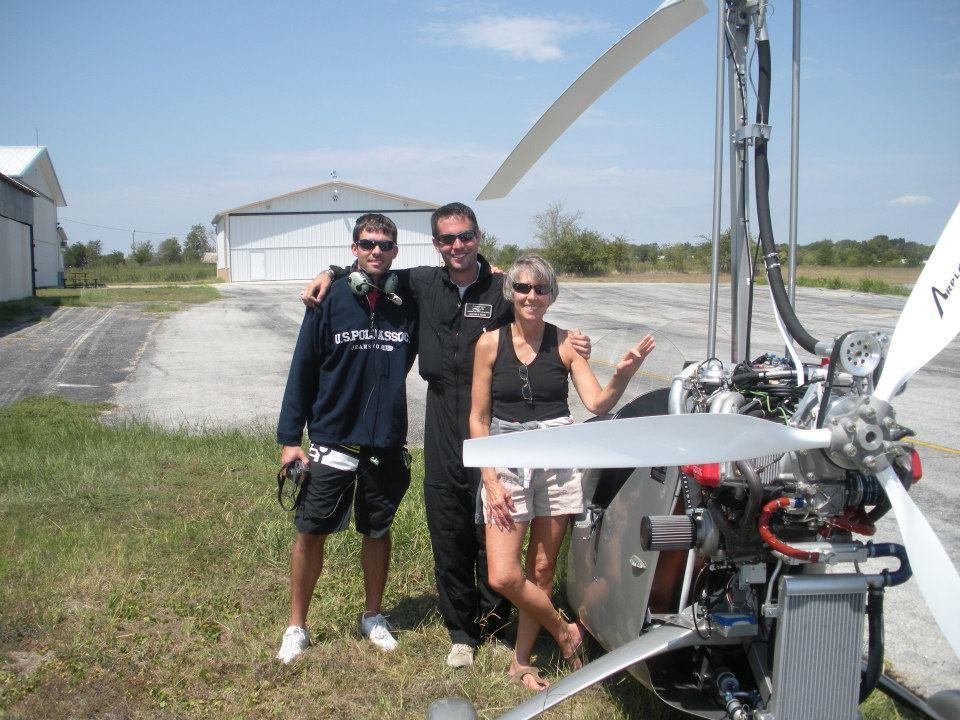 Kathy & sons Chandler & Dayton