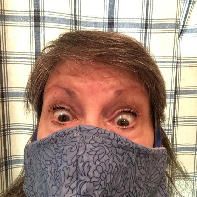 Minimizing eye bags