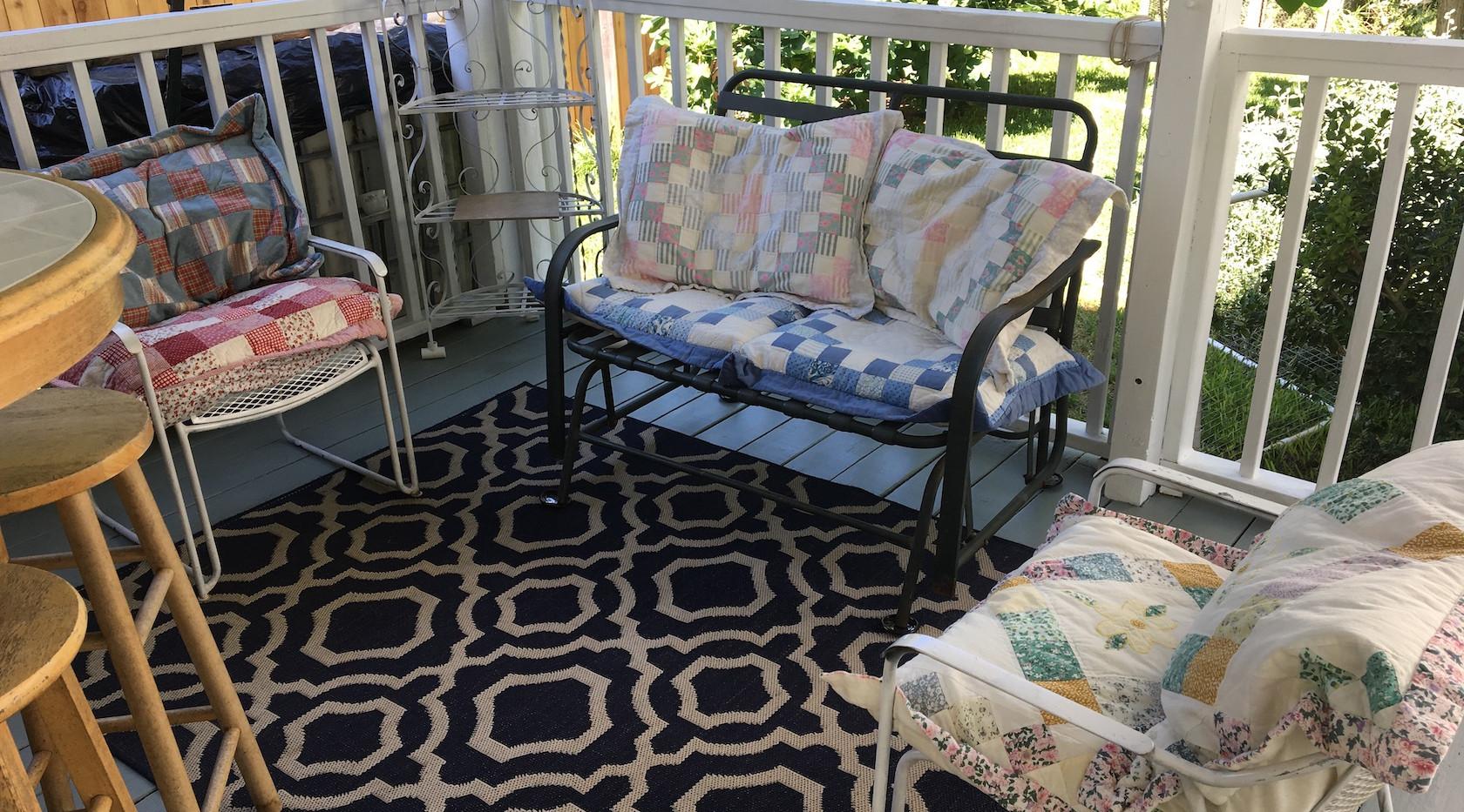 Pillow Sham Chair Cushions