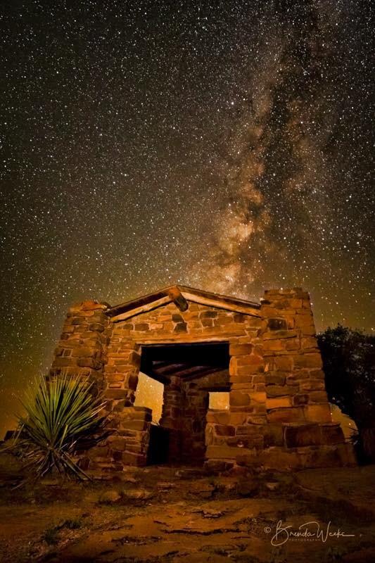Milky Way in West Texas