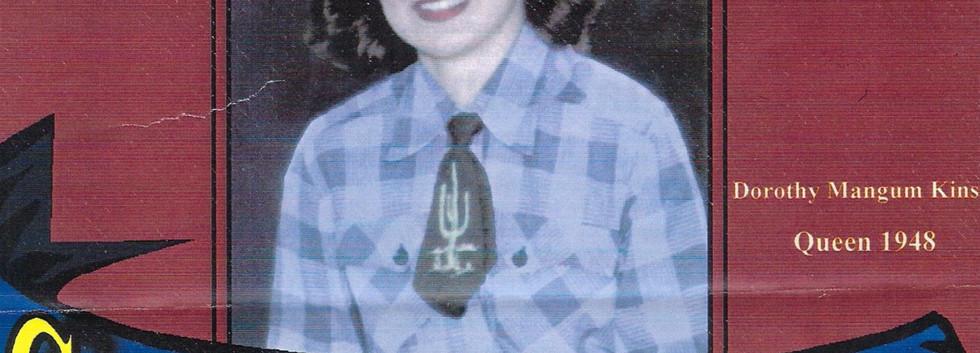1948 Cotulla Rodeo Queen