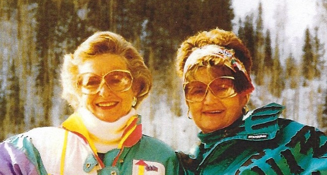 Skiing with good friends: a 30-year tradition