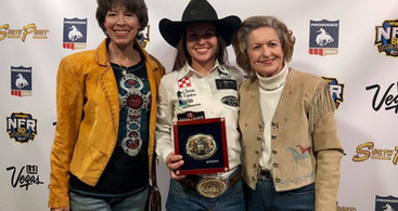 Leslie-Hailey-Dorothy - 2018 National Finals Rodeo
