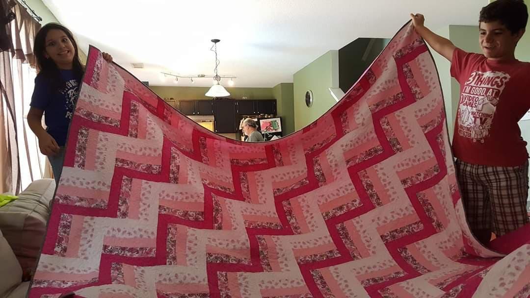 Alina's Quilt
