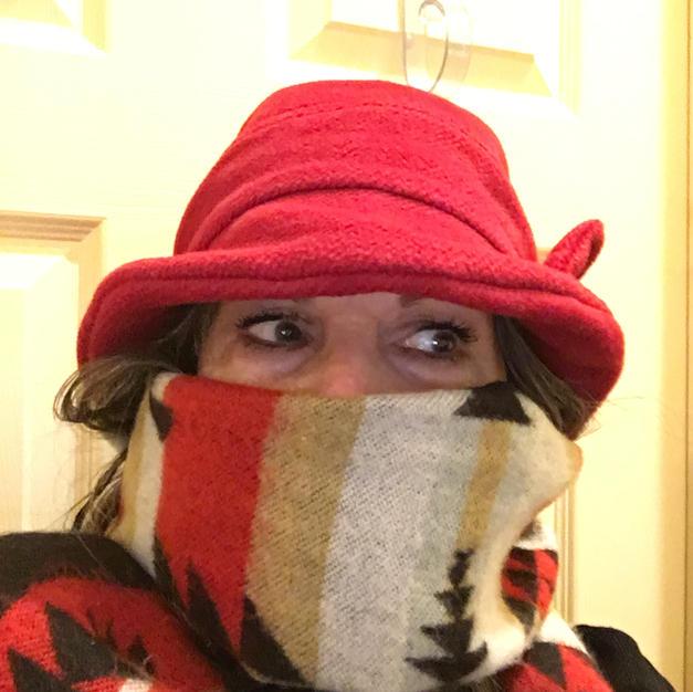 Winter face