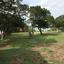 At a camping park
