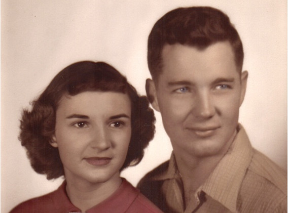 Jimmy married Isla on Dec. 29, 1951