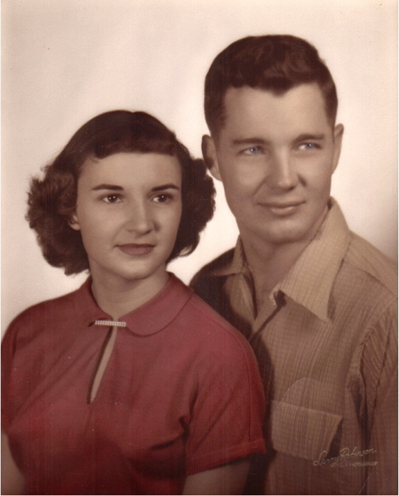 Jimmy married Isla on Dec. 29, 1951
