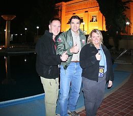 Van- Rick Perry - Janet Myers - Iraq 200