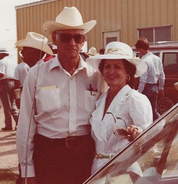 Mr. & Mrs. Dan Kinsel, Jr.