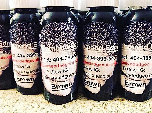 Case of Dark Brown