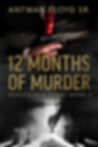 12 months of murder Reasonable Doubt Cov