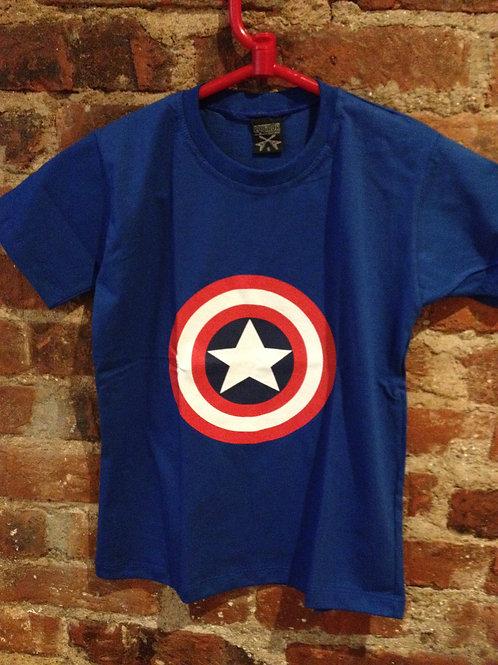 Tuta Shirts Capitão America