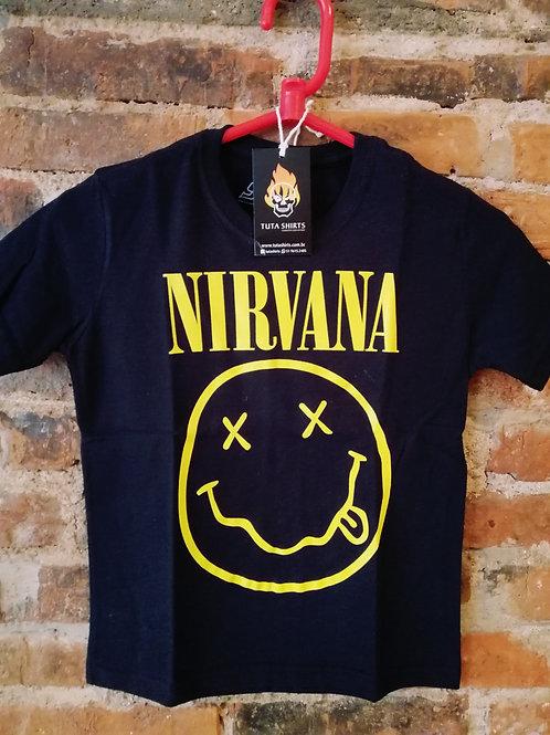 Tuta Shirts Kids Nirvana Smile