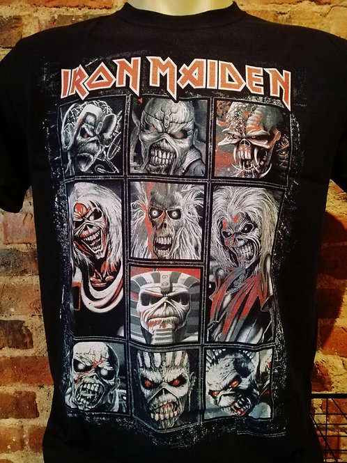 Iron Maiden Ten Eddies
