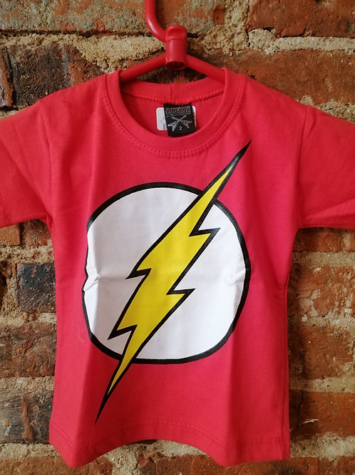 Tuta Shirts Kids The Flash