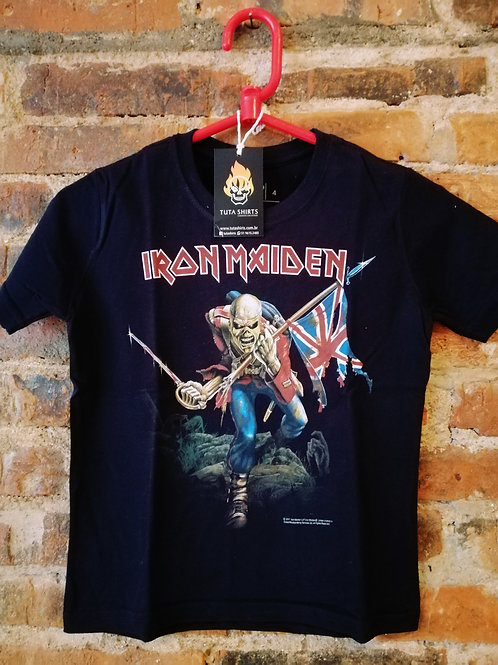 Tuta Shirts Kids Iron Maiden