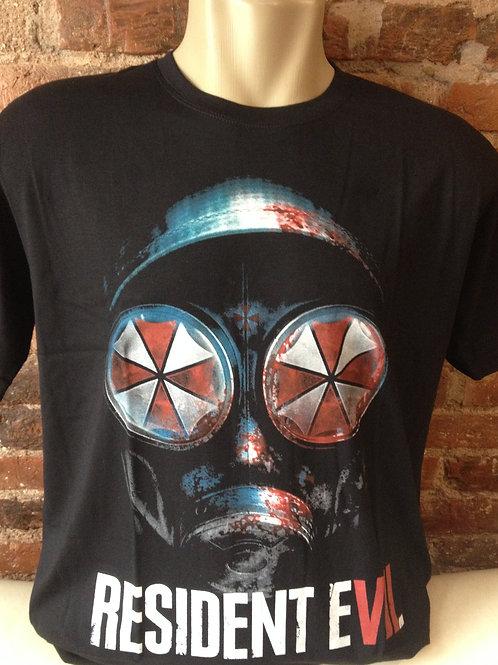Resident Evil Máscara