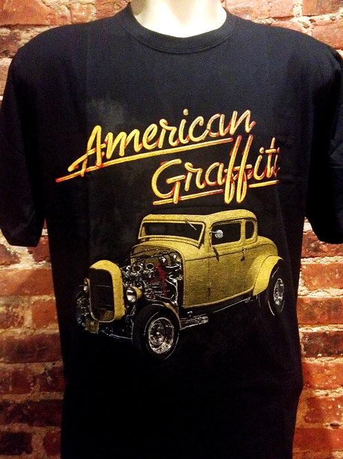 Tuta Shirts American Graffit