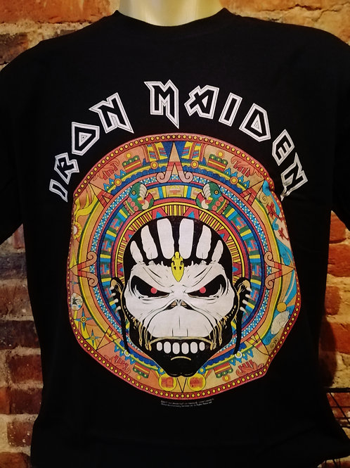 Iron Maiden Book of The Souls Círculo