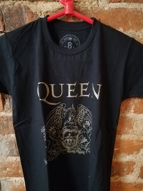 Tuta Shirts Kids Queen