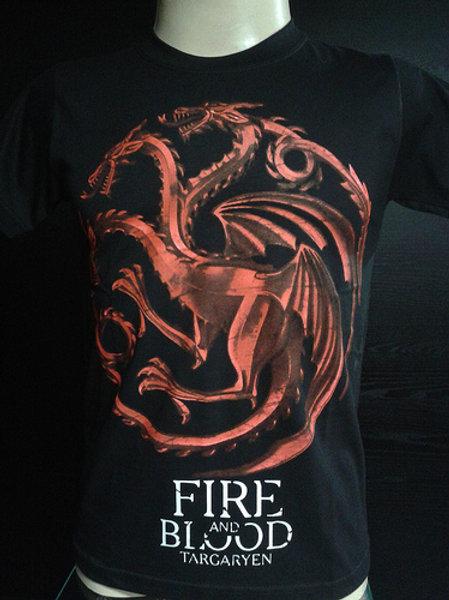 Game of Thrones Targaryen House