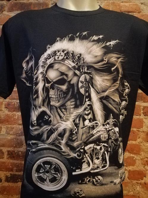 Caveira Índio Rider