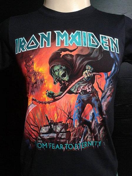 Iron Maiden From FearTo Eternity