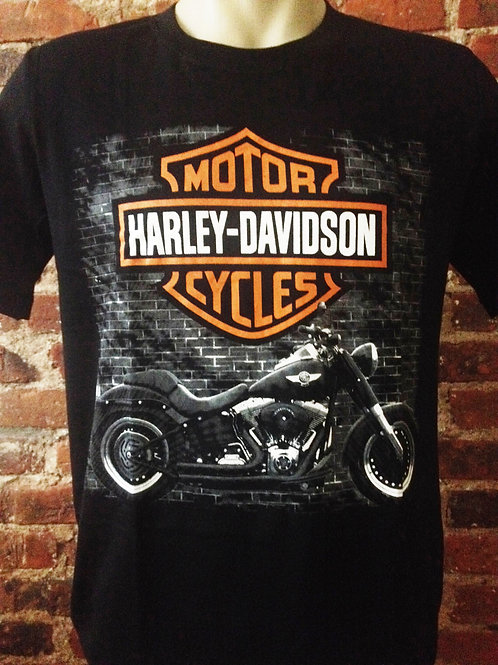 Tuta Shirts Motor Harley Davidson