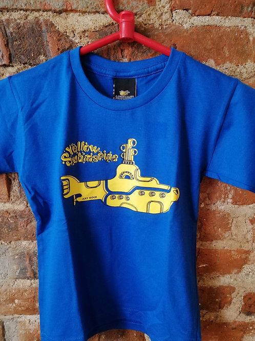 Tuta Shirts Kids Yellow Submarine