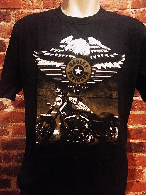 Tuta Shirts Harley Águia