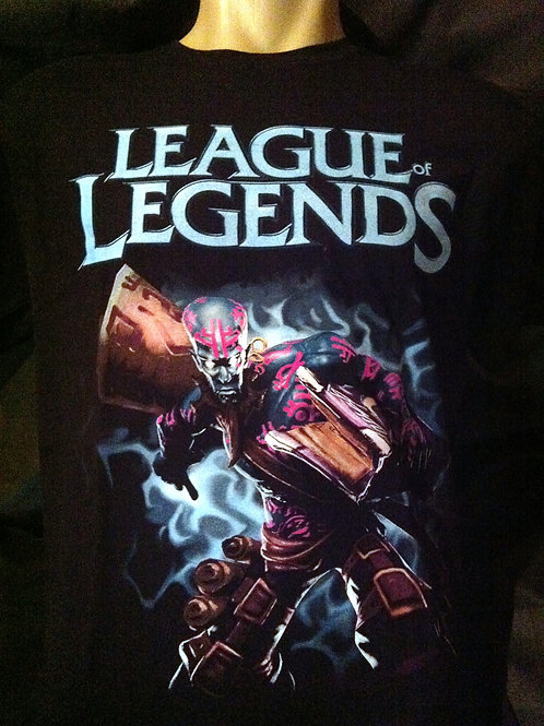 League of Legends II