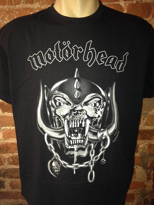 Motorhead Logo Snaggletooth