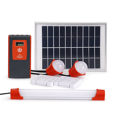 D330 Entry-Level Solar Home System