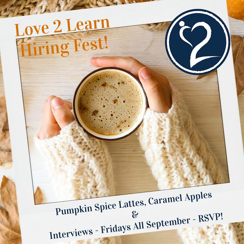 September Hiring Fest