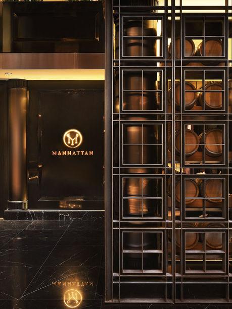 Manhattan Bar Singapore