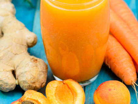 VITAMIN C, BOOST UP FOR WINTER ~ JUICING