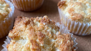 If you love Muffins, cheese and are on a Gluten Free Path...