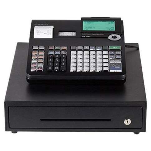 Casio PCR-T2300 Electronic Cash Register / Never Used / $125