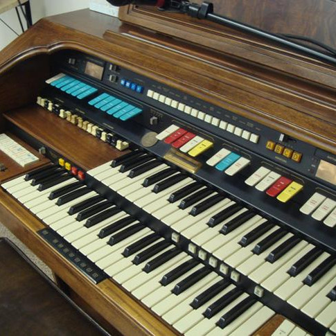 Hammond Organ Anniversary Model