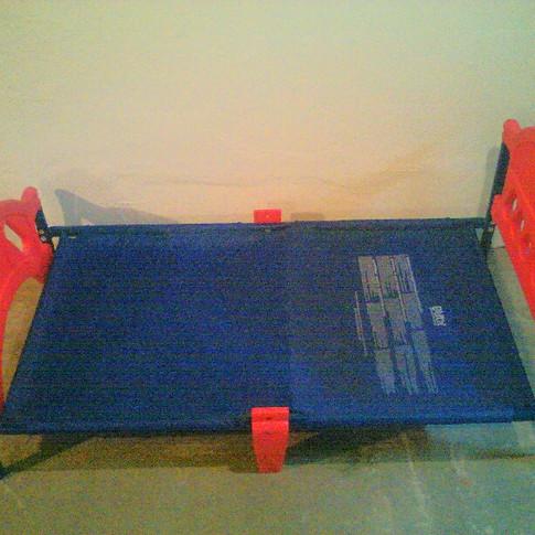 Toddler Bed, No Mattress ($10)