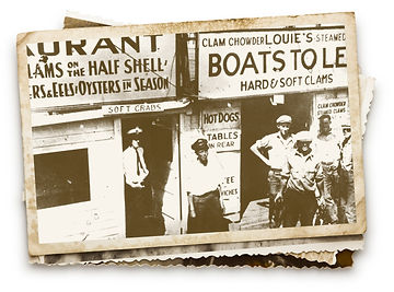 Louie's Restaurant & Boat Rental, 1910's
