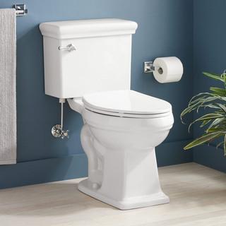 Melissa toilet