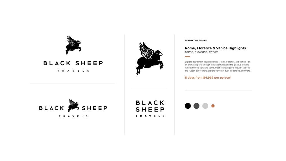 BLACK SHEEP TRAVEL